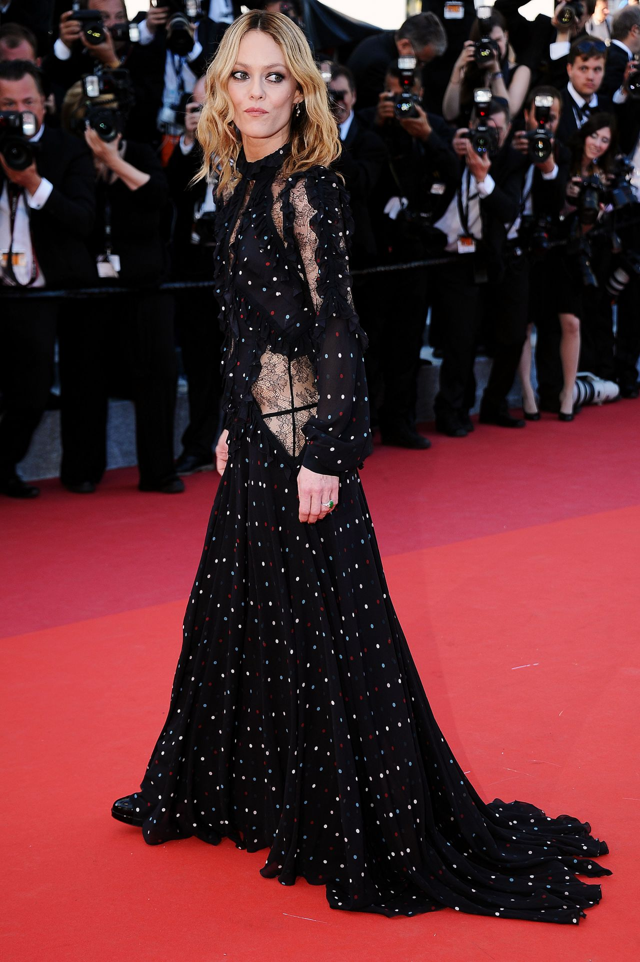 Vanessa Paradis - 'Mal De Pierres' Premiere at Cannes Film Festival 5... Vanessa Paradis