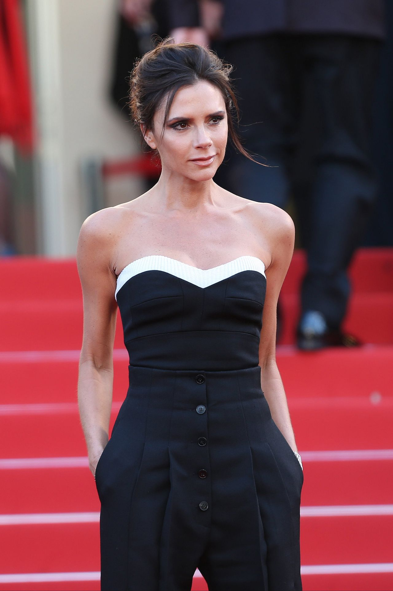 Victoria Beckham – 'Cafe Society' Premiere and the Opening Night ...