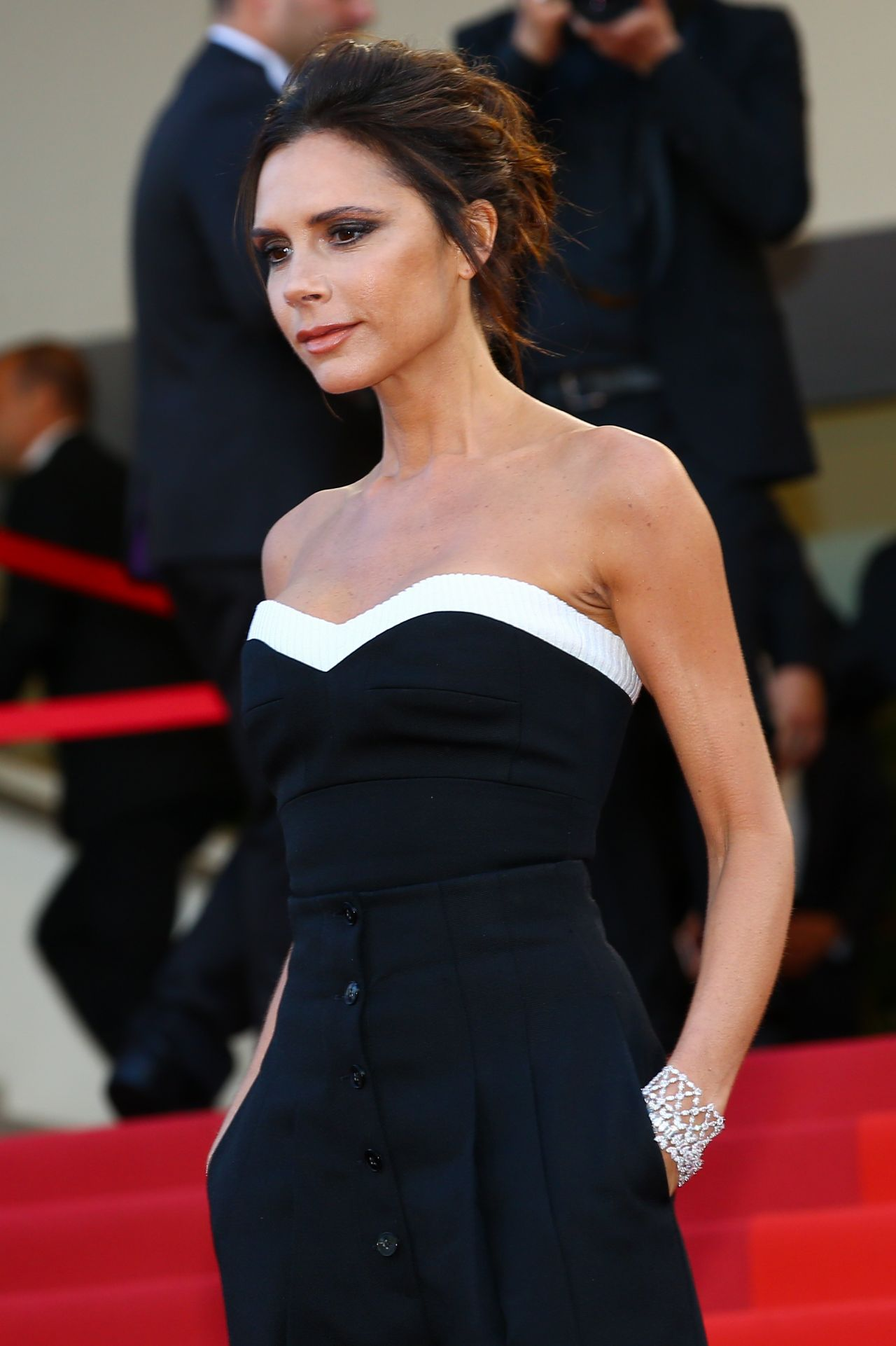 Victoria Beckham - 'Cafe Society' Premiere and the Opening ... Victoria Beckham