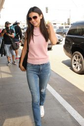 Victoria Justice at LAX AIrport in LA 5/26/2016
