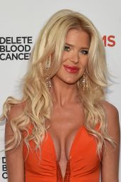 Victoria Silvstedt – 2016 Delete Blood Cancer DKMS Gala in NYC 5/5/2016