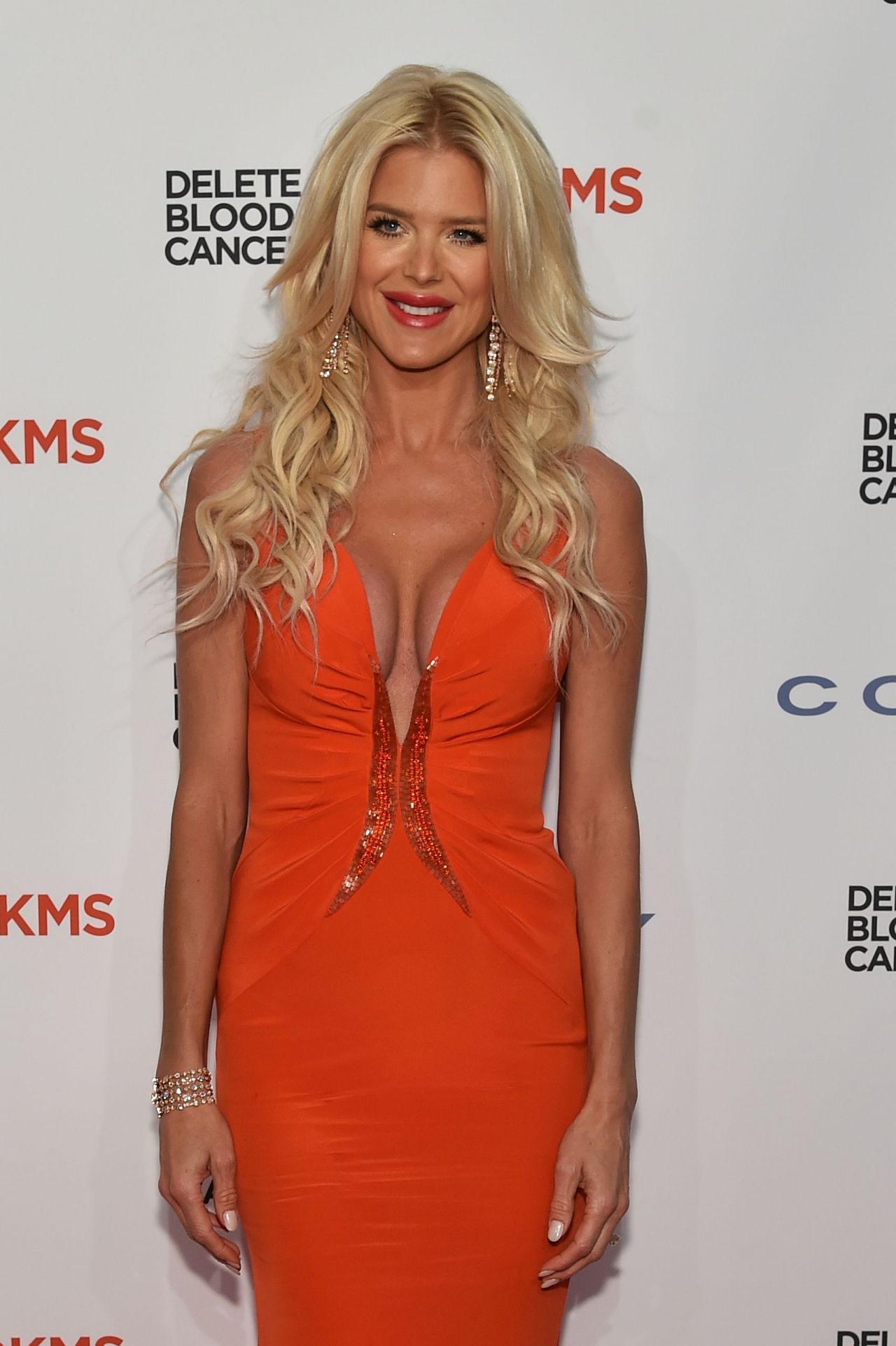 Victoria Silvstedt – 2016 Delete Blood Cancer DKMS Gala in ...