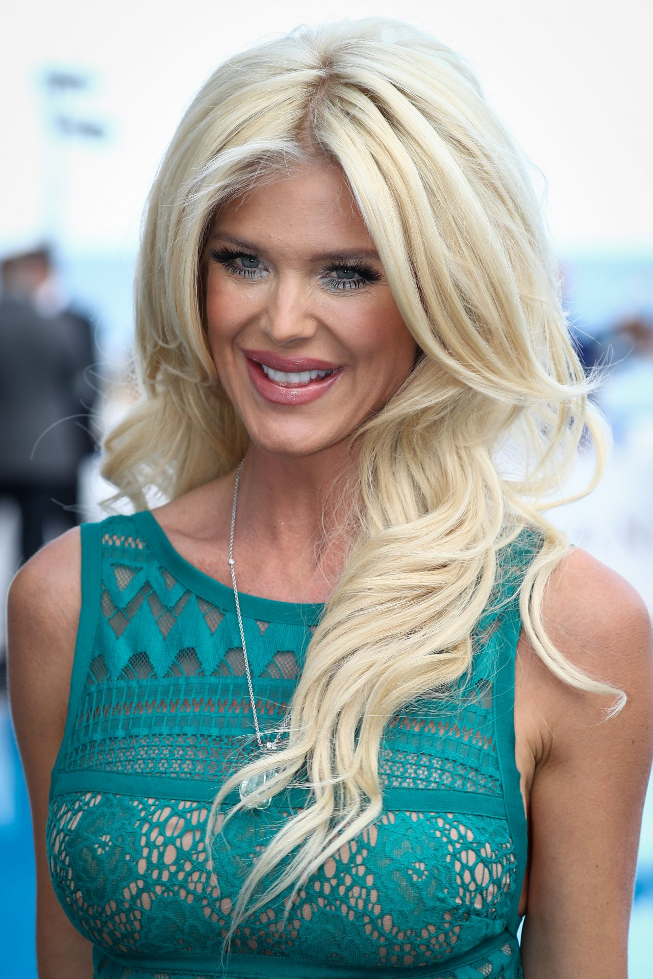 Victoria Silvstedt - Amber Lounge Monaco, May 2016