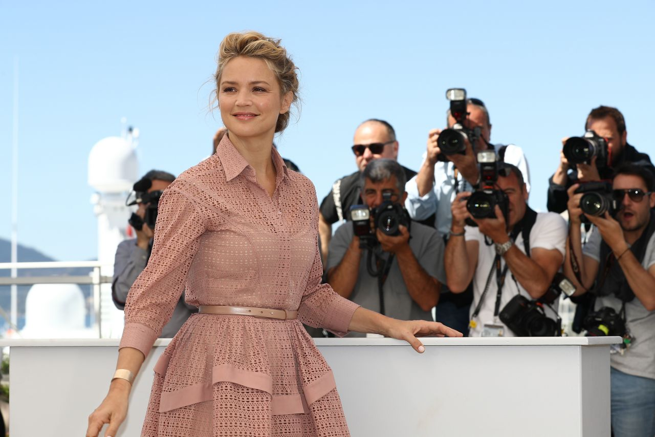 'Elle' Photocall At 69th Cannes Film