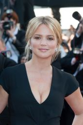 Virginie Efira – 'Elle' Premiere at 69th Cannes Film Festival 5/21/2016