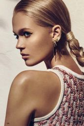 Vita Sidorkina - Allure Magazine Russia June 2016 Issue