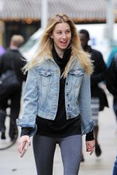 Whitney Port Street Style - Out in East Village, Manhattan 5/24/2016