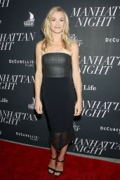 Yvonne Strahovski - New York Special Red Carpet Screening of
