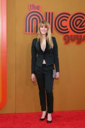 Yvonne Zima – 'The Nice Guys' Premiere in Hollywood