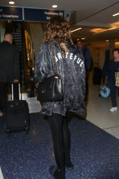 Zendaya Coleman at LAX Airport in LA 05/1/2016