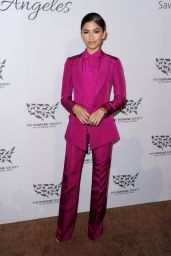 Zendaya - Humane Society of the United States to the Rescue Gala in Hollywood 5/7/2016