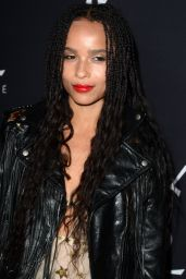 Zoe Kravitz - Yves Saint Laurent Beauty Party West Hollywood 5/18/2016