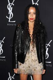Zoe Kravitz - Yves Saint Laurent Beauty Party West Hollywood 5/18/2016