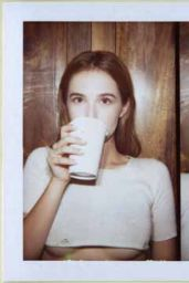Zoey Deutch - Rogue Magazine Spring 2016 Photos