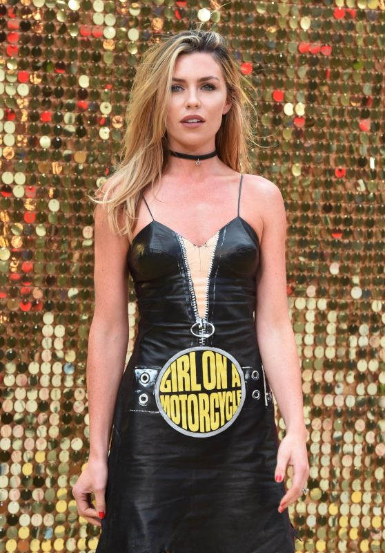 Abbey Clancy – 'Absolutely Fabulous: The Movie' Premiere in London