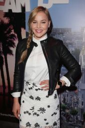 Abbie Cornish – 2016 Australians in Film Heath Ledger Scholarship Dinner in Los Angeles 6/1/2016