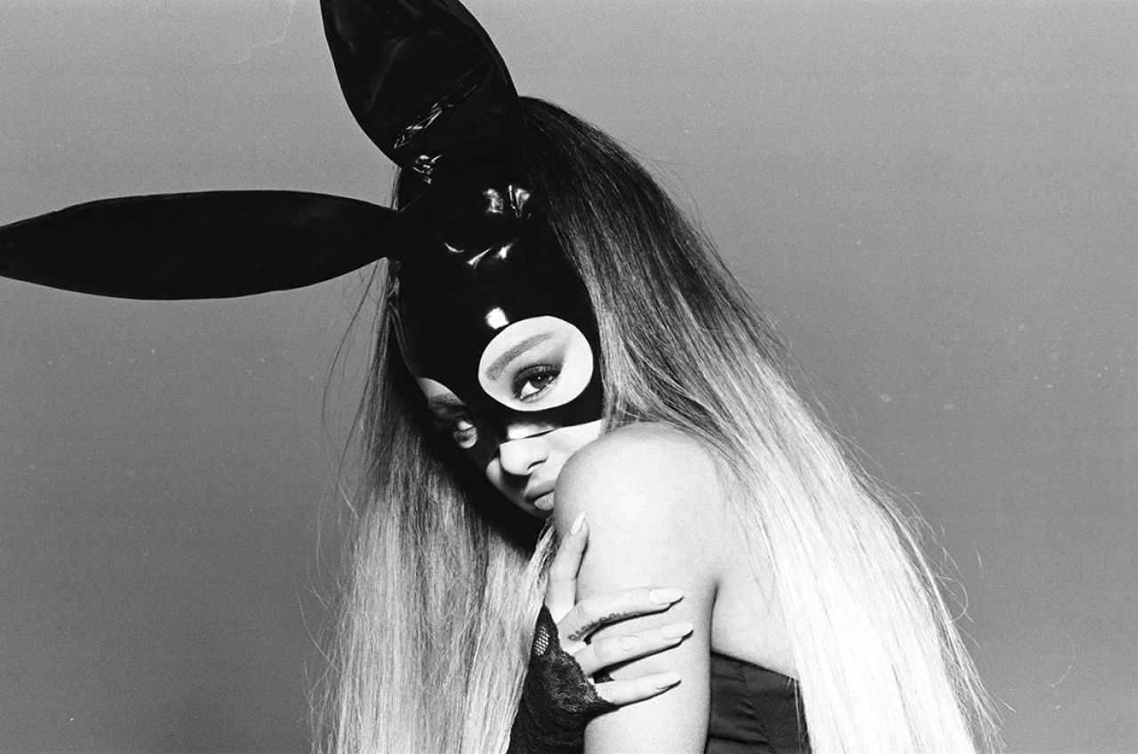 [base talk] More iconic: DW bunny ears or American Life ...  Dangerous Woman