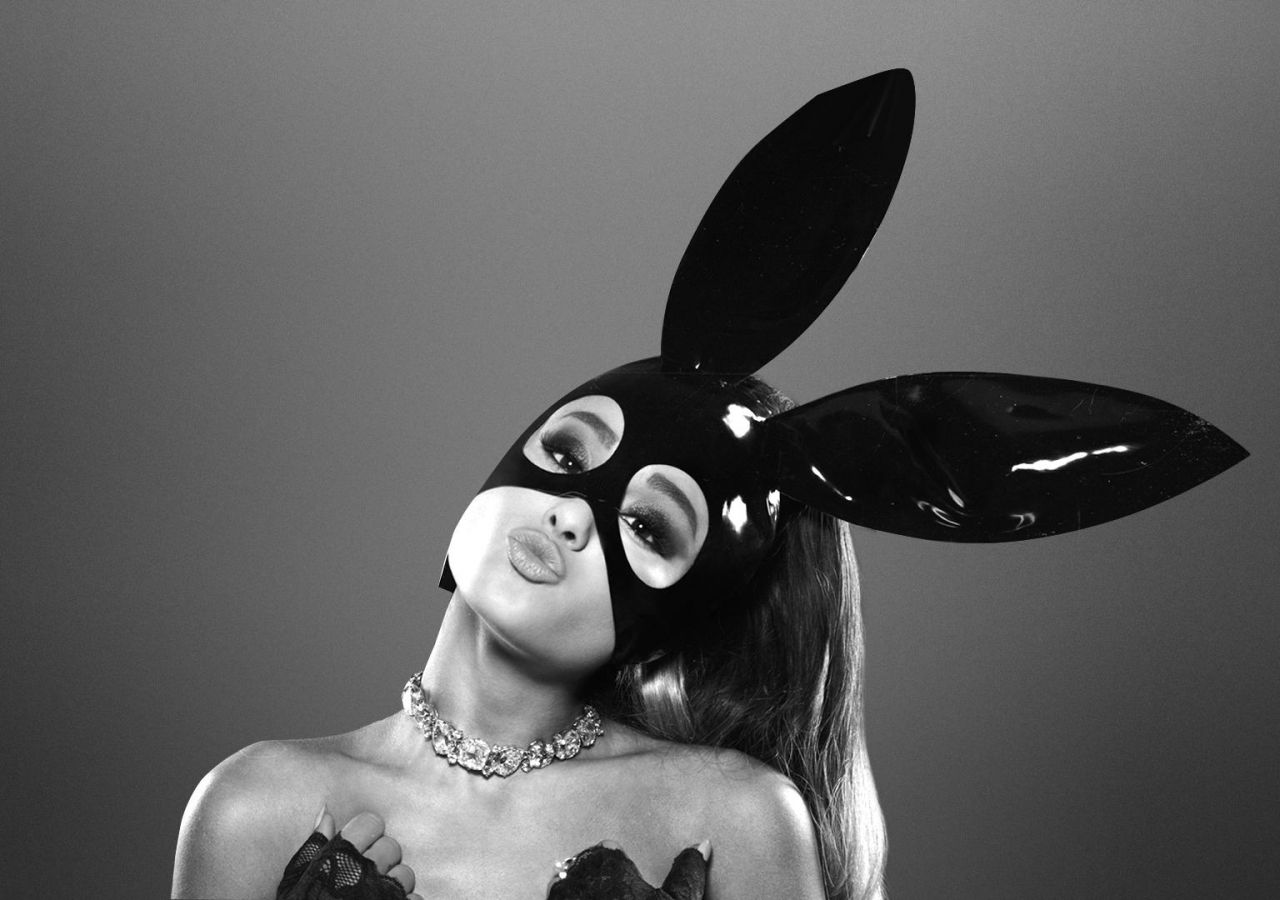 Ariana grande dangerous woman visual 1