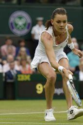 Agnieszka Radwanska – Wimbledon Tennis Championships in London 1st round 6/29/2016