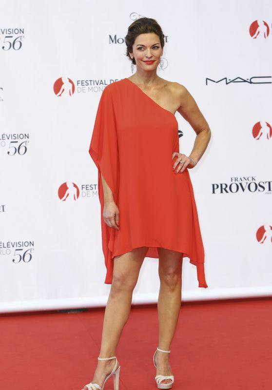 Alana De La Garza – 2016 Monte-Carlo Television Festival in Monaco 06/12/2016