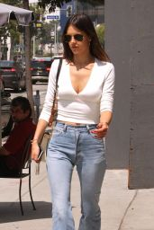 Alessandra Ambrosio - Out in West Hollywood 6/3/2016
