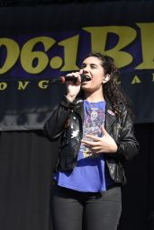 Alessia Cara - 106.1 WBLI Summer Jam at  Jones Beach Theater in Wantagh, June 2016