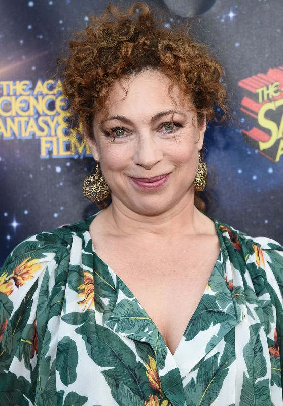 Alex Kingston – 2016 Saturn Awards at The Castaway in Burbank
