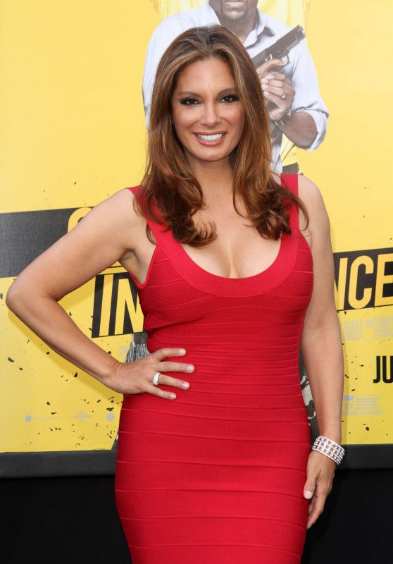 Alex Meneses – 'Central Intelligence' Premiere in Westwood