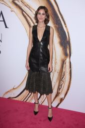 Alexa Chung – CFDA Fashion Awards in Hammerstein Ballroom, New York City 6/6/2016