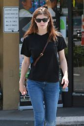Alexandra Daddario - Out in West Hollywood 6/8/2016