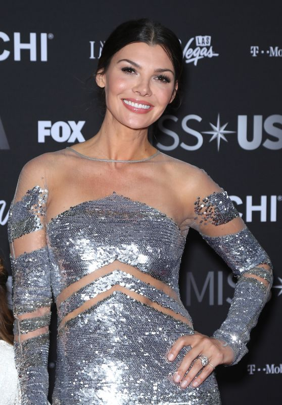 Ali Landry – 2016 Miss USA Pageant in Las Vegas