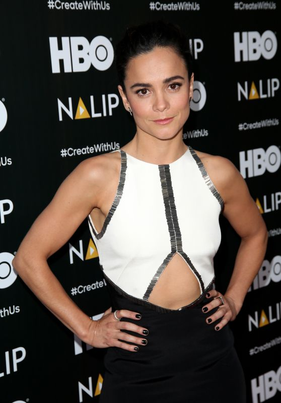 Alice Braga - Latino Media Awards in Los Angeles 6/25/2016