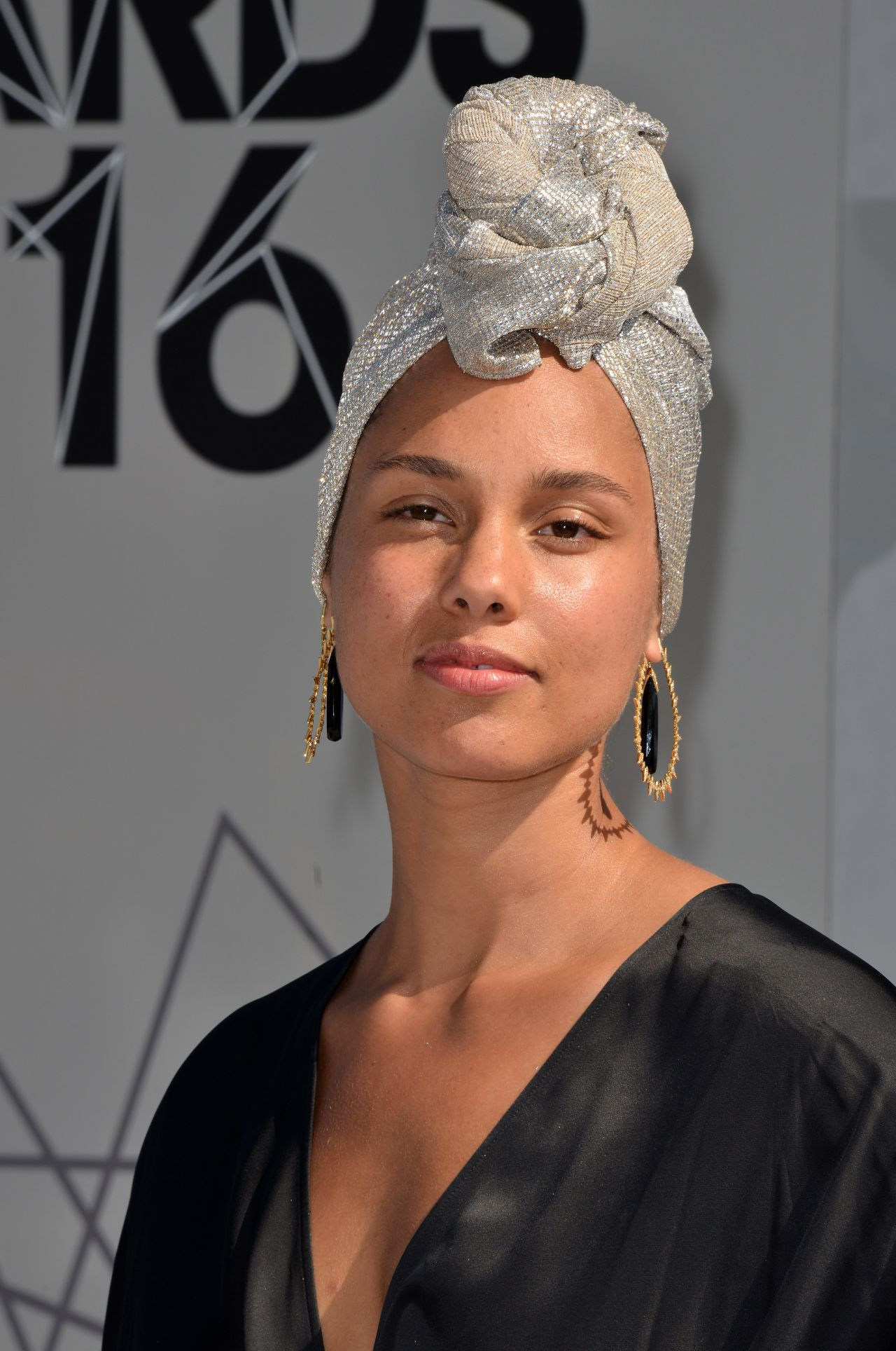 Alicia Keys 2016 Bet Awards In Los Angeles