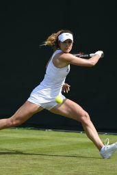 Alize Cornet – Wimbledon Tennis Championships 2016 – 1st Round 6/27/2016