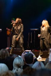 All Saints - Headline the Summer Sessions at Chiswick House in London, June 2016