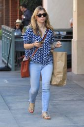 Alona Tal Casual Style - Shopping in Beverly Hills 6/15/2016