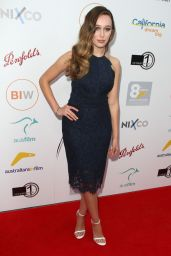 Alycia Debnam-Carey – 2016 Australians in Film Heath Ledger Scholarship Dinner in Los Angeles 6/1/2016