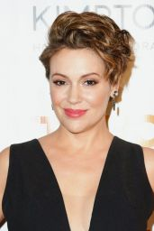 Alyssa Milano - TrevorLIVE New York 2016, Marriot Marquis Hotel 6/13/2016