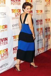 Alyssa Milano - TrevorLIVE New York 2016, Marriot Marquis Hotel 6/13/2016