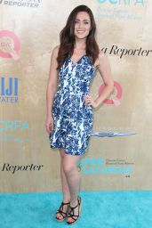 Alyssa Reeves – Ovarian Cancer Research Fund Alliance Super Saturday in Santa Monica 6/11/2016