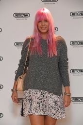 Amber Le Bon – Rimowa London Concept Store VIP Press Launch 6/29/2016