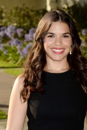 America Ferrera - Stand For Kids Gala in Los Angeles 6/18/2016