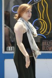 Amy Adams - Out in Studio City 6/5/2016