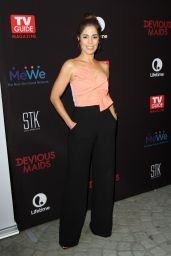 Ana Ortiz – 'Devious Maids' Season 4 Premiere in Westwood 6/2/2016