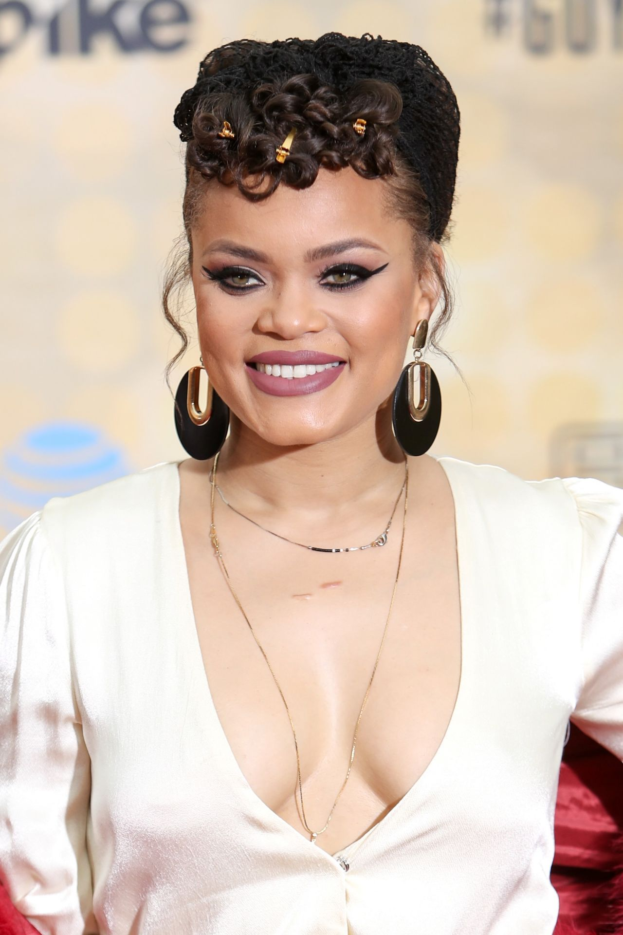 Andra Day Spike Tv S Guys Choice 2016 In Culver City Ca