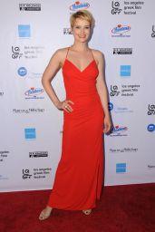 Andrea Osvart  – 'Worlds Apart' Premiere at 2016 LA Greek Film Festival in Hollywood