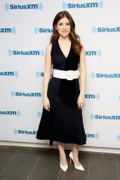 Anna Kendrick at SiriusXM Studio in New York City 6/21/2016