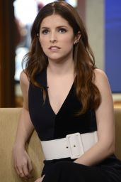 Anna Kendrick - Good Morning America in New York 6/21/2016