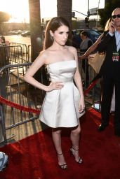 Anna Kendrick – 'Mike and Dave Need Wedding Dates' Movie Premiere in Los Angeles