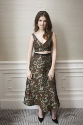 Anna Kendrick - Portraits for Mike & Dave Need Wedding Dates Press Conference in West Hollywood, June 2016